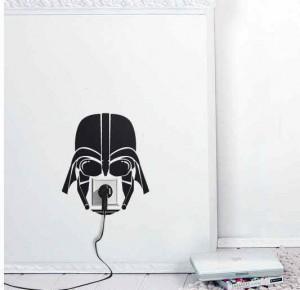 Darth Vader Steckdose