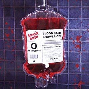 Duschgel Bluttransfusion