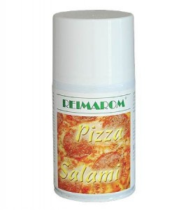 Raumspray Pizza