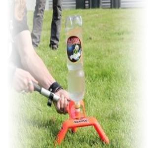 aquapod wasser rakete