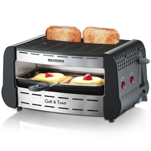 toaster salamander grill