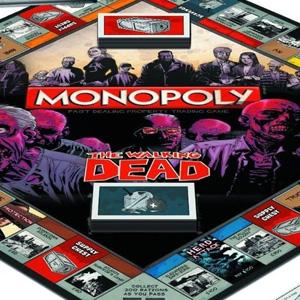 zombie monopoly walking dead