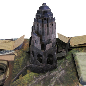 pop up buch got game of thrones guide westeros