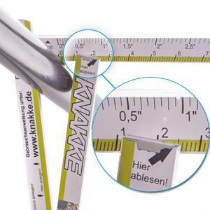 zollstock durchmesser knakke