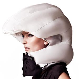 Hövding airbag fahrrad