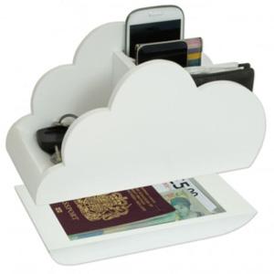 cloud schreibtisch ablage