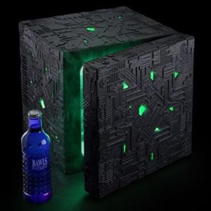 borg cube kühlschrank