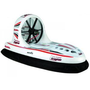 hovercraft luftkissenboot dragstair