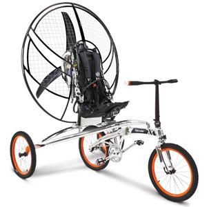 fliegendes fahrrad hammacher