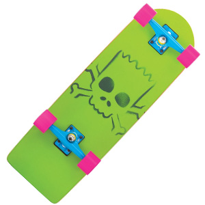 skateboard bart simpson simpsons