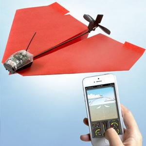 papierflieger motor smartphone
