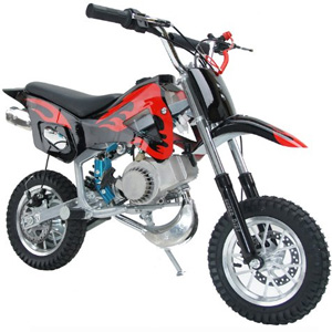 dirtbike 49 ccm günstig