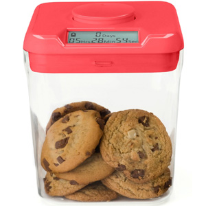 zeitschloss behälter aufbewahrung küche