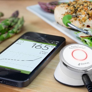 bratenthermometer smart phone idevices