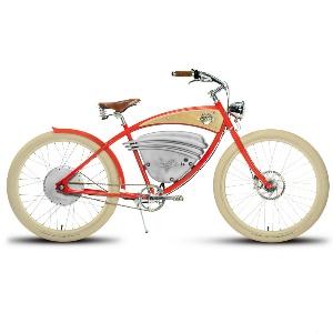 ebike cruz vintage fahrrad