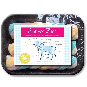 einhorn filets marshmallows