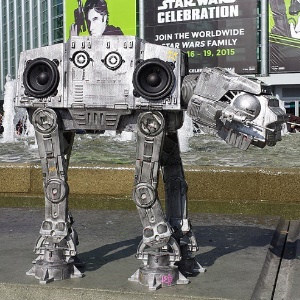 at bt starwars boombox