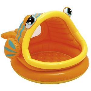 baby pool fisch aufblasbar