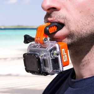 kamera gopro mund mouth