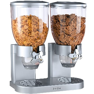 müslispender kelloggs cerealien frühstück