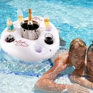 pool bar getränkehalter aufblasbar