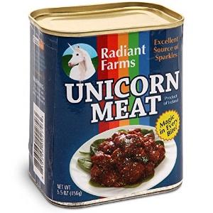 unicorn meat einhorn fleisch dose
