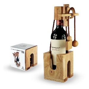flaschen box rätsel