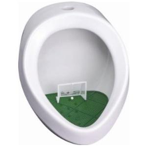 piss goal tor urinal