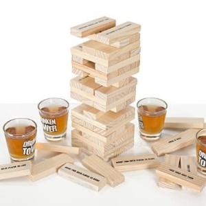 drunken tower jenga trinkspiel