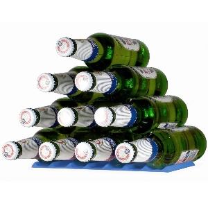 flaschenhalter kühlschrank monkey