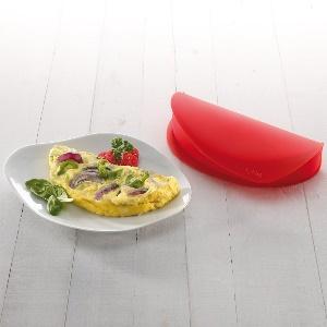 omelette rührei garer mikrowelle