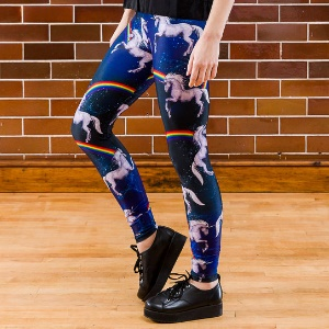 einhorn leggings