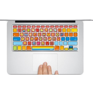 mac tastatur cover aufkleber macbook