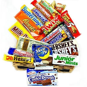 snack box usa schokoriegel