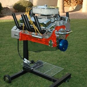 grill v8 motor